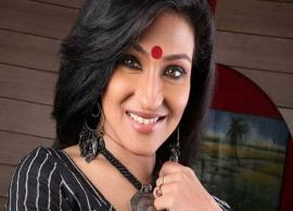 Rituparna Sengupta tests positive for COVID-19; quarantined in Singapore