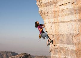 5 Rock Climbing Spots in South India