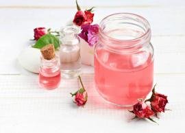 5 Ways to Use Rose Water To Get Rid of Acne