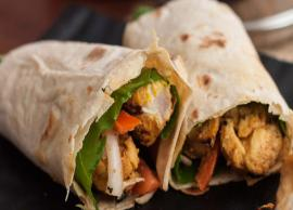 Recipe- Stop Your Late Night Food Carvings With No Bake Roti Wrap