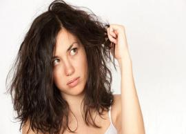 9 Home Remedies To Treat Rough Hair