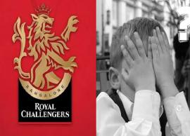 Netizens disappointed after Royal Challengers Bangalore reveal new logo
