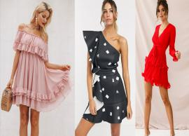 5 Ways To Look Gorgeous in Ruffle Dress