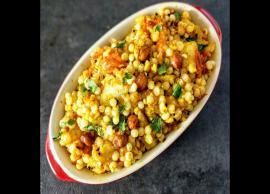 Recipe- Make Your Fasting Healthy With Sabudana Khichdi