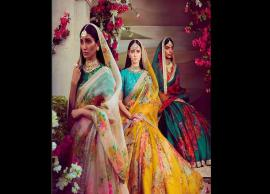 Sabyasachi Latest Re-defined Bridal Collection is Just Amazing-Photo Gallery