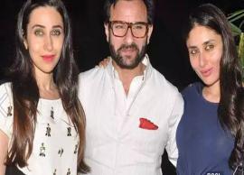 Eid 2020- Saif Ali Khan Treats Kareena and Karisma Kapoor With Mutton Biryani