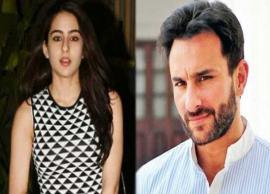 Saif Ali Khan DENIES starring with his daughter Sara Ali Khan in Imtiaz Ali's film Love Aaj Kal 2