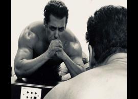 Bhai turns 18! Shirtless pic of Salman Khan has fans getting a heatstroke