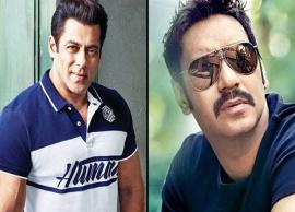 Salman Khan to portray Chhatrapati Shivaji Maharaj in Ajay Devgn's 'Taanaji: The Unsung Warrior'