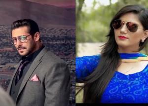 BIGG BOSS 11 Salman Khan Seen Shaking Legs With This Haryanvi Bindass Dancer