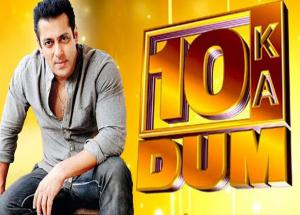 Salman Khan is Back on Small Screen With Dus Ka Dum 3