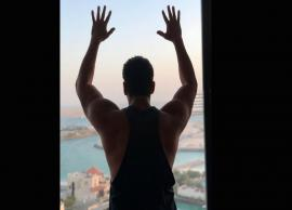 Salman Khan Promoting Dus ka Dum From Race 3