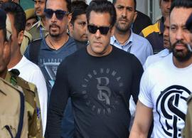 VIDEO- Old Video of Salman Khan Talking To Official Goes Viral
