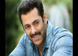 Salman Khan Welcome Katrina Kaif To ' Bharat' Family in Unique Way