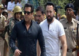 Salman Khan has to seek permission for every foreign trip, directs Jodhpur court