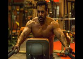 VIDEO- Salman Khan gets ripped as he accepts Kiren Rijiju's fitness challenge