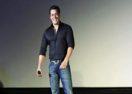 Salman Khan Joins Men's World Cup Celebration