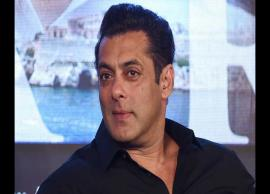 Salman Khan slaps security guard for being rough with fan