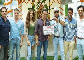 Salman Khan, Disha Patani starrer 'Radhe' goes on floors