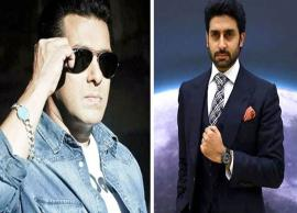 Salman Khan's refusal for Dhoom 4 has nothing to do with Abhishek Bachchan