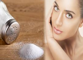 5 Ways to Use Salt To Get Clear Skin