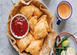 Recipe- Make The Perfect Flaky and Crispy Samosa at Home