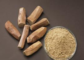 6 DIY Sandalwood Face Masks To Treat Different Skin Conditions