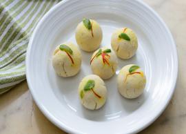 Recipe- Try Bengal's Super Hit Sweet, Sandesh
