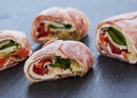 Recipe- Kids Will Love Sandwich Roll Ups