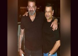 Sanjay Dutt welcomes his real-life 'Kamli' to social media