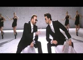 Sanjay Dutt and Ranbir Kapoor collaborate for Sanju promotional song