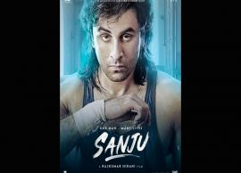 Ranbir Kapoor Rewinds 90's Era With New Poster of Sanju