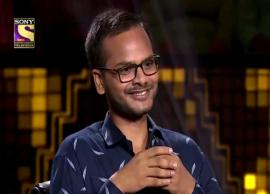 Sanoj Raj first contestant to win Rs 1 crore in Kaun Banega Crorepati Season 11