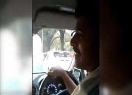 VIDEO- Sanskrit-speaking cab driver in Bengaluru conversing with passenger goes viral
