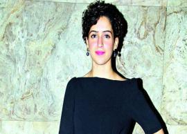 Sanya Malhotra says film is important and not trending on social media