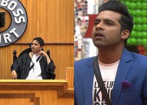Bigg Boss 11- Puneesh Calls Sapna 'Anpadh' and The Huge Fight Begins