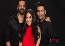 Sara Ali Khan To Romance With Ranveer Singh in Simmba