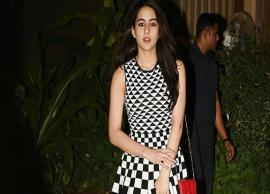 Sara Ali Khan Refuses to Take Selfie, Don't Want Unnecessary Attention