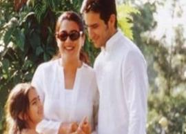 Sara Ali Khan's childhood picture with Saif Ali Khan and Amrita Singh will remind you of happier times