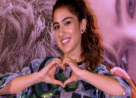 PICS- Sara Ali Khan Shares Throwback Pic From Her Childhood and Look Too Adorable