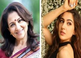 Sara Ali Khan reveals about her conversations with Sharmila Tagore