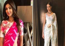 Navratri 2018- Bollywood Inspired Sarees To Wear This Navratri