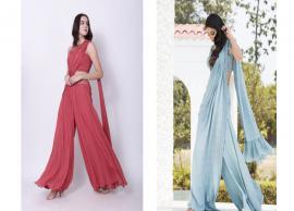 5 Stylish Ways To Wear Saree
