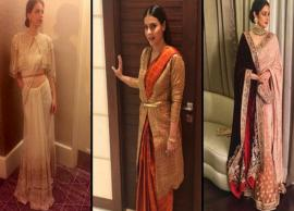 Diwali 2019- 5 Tips To Remember While Wearing Saree At Office