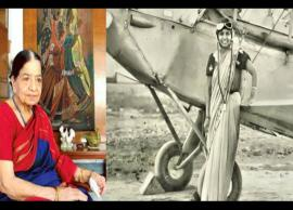 Women's Day Special- The First Indian Woman To Fly an Aircraft in a Saree