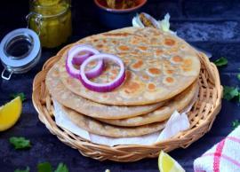 Recipe- Healthy To Eat Sattu Ka Paratha