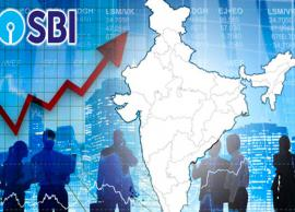 SBI revises FY21 GDP growth estimate to -7.4%