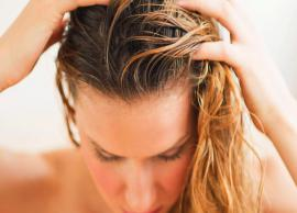 5 Effective Home Remedies To Treat Itchy Scalp