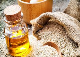 7 Beauty Benefits of Using Sesame Oil