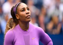Serena Williams to auction off her signed dress to raise funds for bushfire crisis